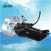 潜水搅拌机QJB1.56铸铁材质耐腐蚀
