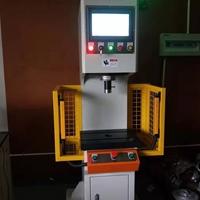 汽車水泵組件伺服壓力機 伺服壓力機