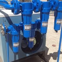 高温水冷撬装组合式冷干机