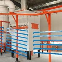新月靜電噴涂設備流水線個性化定制