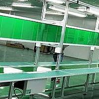 常规铝型材框架输送线流水线支架