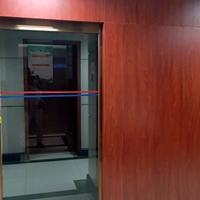 办公室的平移门安装