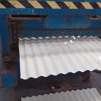 低價銷售V125壓型鋁合金板0.8mm波紋鋁板