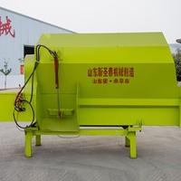 供应日粮饲料混合机 牵引式TMR饲料搅拌机