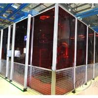 工业防护围栏  铝型材防护光屏