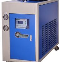 风冷式箱型冷水机,工业冷冻机