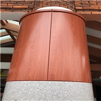 山东艺术包柱铝单板-款式独特-现代先进工艺