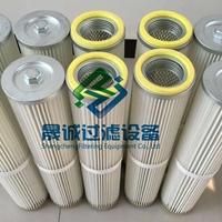 鉆機除塵濾筒 潛孔鉆除塵器濾芯廠家直銷