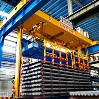 鋁合金圓錠均質轉運、堆疊生產線