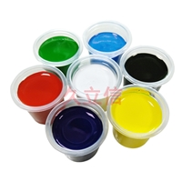 水性復合油墨PP PET PVC PE塑料薄膜專用