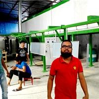 新月靜電噴涂設備生產廠家環保,無廢液排放