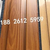 仿木紋色凹凸形鋁板-鋁合金長城板