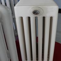 gz606鋼六柱散熱器安裝方法裕圣華