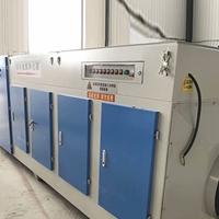 化工業uv光氧除味廢氣處理設備現貨供應