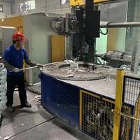 天然气熔铝炉液化气熔铝炉