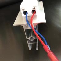 新款LED灯具配套FFU龙骨铝材