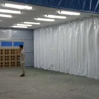 移動伸縮噴漆房安全環保廠家直銷