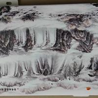 潍坊UV打印铝单板-艺术穿孔-建筑外墙装饰