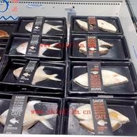 不锈钢铝材制 盒式覆膜机 盒装食品覆膜机