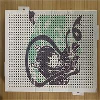南京艺术3D铝单板-透光效果-穿孔个?#36828;?#21046;