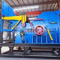 铝合金粉碎机配套设备 废钢粉碎机定制
