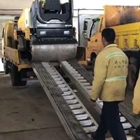 小型壓路機鋁梯卡特徐工壓路機爬梯