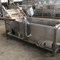 GT-3000冠通山野菜清洗机 气泡喷淋清洗机