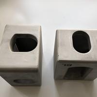 标准ISO1161铝合金集装箱箱角