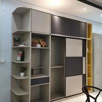 锐镁铝业铝合金衣柜 衣柜移门铝型材