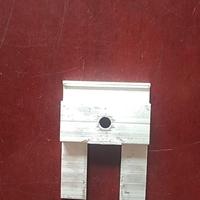 厂家生产幕墙挂件铝型材