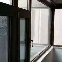 铝合金封阳台门窗