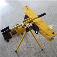 电动平台弯管机 圆管顶弯机 手动弯管器