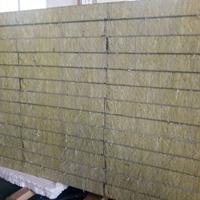 岩棉净化板铝型材净化车间立板顶板加双钢带