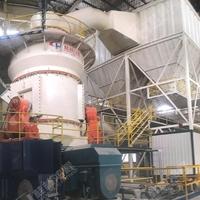 大型建材粉碎磨粉机 HLM煤立磨机