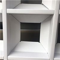 方型鋁格柵每平方價格 4020mm方型鋁格柵