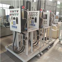 铝液搅拌除氢机 铝液精炼除气除渣机