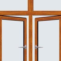 新型门窗铝型材