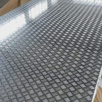 优质5052防滑铝板 兰州6061铝合金板材厂