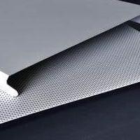 S型防風鋁條扣天花吊頂-德普龍廠家
