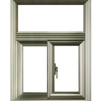 高气密推拉系列门窗型材
