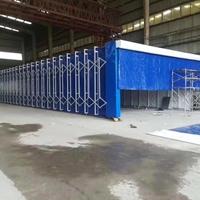 移动式伸缩房结构组成 环保设备厂家