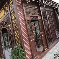 重庆大渡口区仿古门窗花格大全