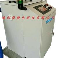 鋁焊絲靜電涂油機