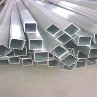 国标合金铝方管、AL5052无缝铝管