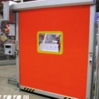 激光焊接安全防护专用快速卷帘门