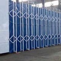 移动伸缩喷漆房环保耐用使用寿命长