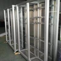 4040工业铝型材流水线铝合金型材设备框架