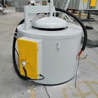 100KG化鋁電爐 鋁合金熔化爐