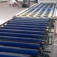 通风管板材设备-复合通风管板材生产线