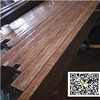 商場造型吊頂鋁方通-木紋轉印吊頂鋁方管